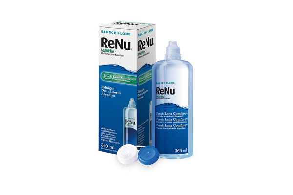 Solutie intretinere lentile de contact Bausch & Lomb Renu Multi-Purpose 360 ml